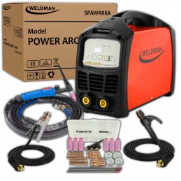 Weldman Power ARC 200 - Set...