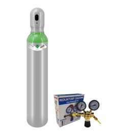 Gasflasche Argon/CO2 8L...